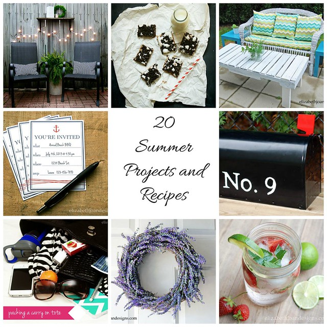 20 Summer Projects and Recipes copy