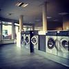 Sudah fitrah mahasiswa doktoral untuk menyediakan jadwal mencuci rutin.  Selamat Idul Fitri! Kembali ke fitrah di Wasch Center.