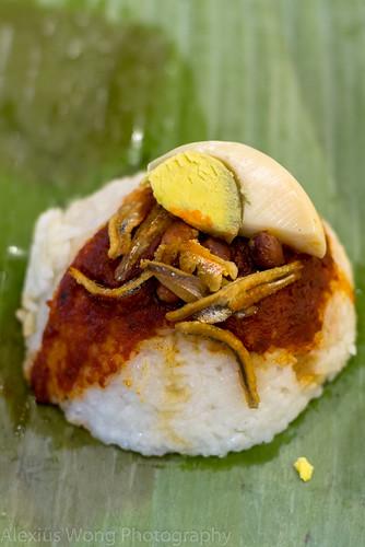 Nasi Lemak/Coconut Rice