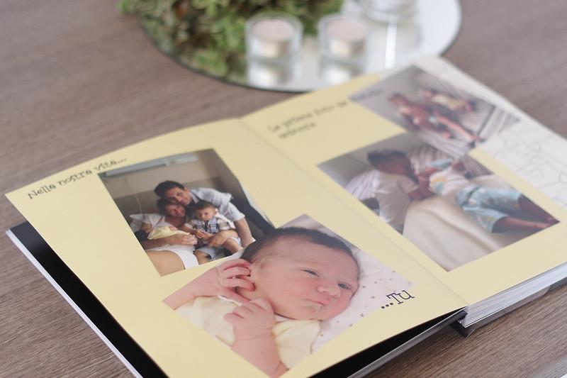 Seconda pagina fotolibro un regalo speciale