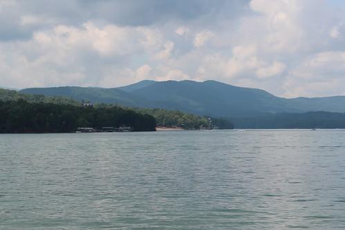 county mountain lake georgia fannin