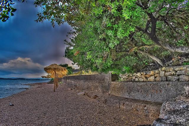 Loutropirgos Beach.