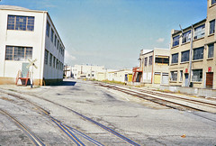 Behind Federal Cold Storage In The Central Manufacturing District
