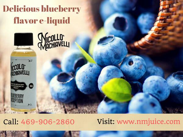 Obtain the Delicious E-liquid & Vape Juice