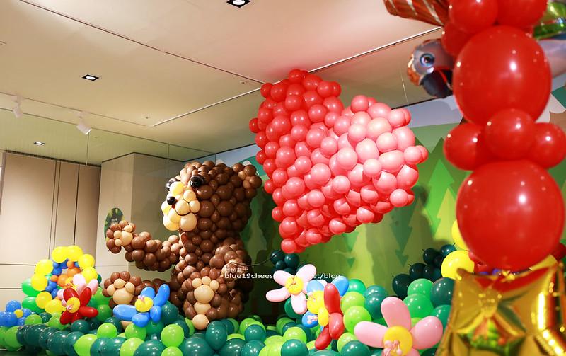 33252381061 f740bdaa9d c - 童趣幻想.氣球探索遊樂園-穿過彩虹隧道.來到氣球樂園.空中陸地海洋通通有.還有卡友限定的氣球泡泡池喔.台中新光三越10F天空劇場.3/11~3/29.免費入場參觀.假日親子遊