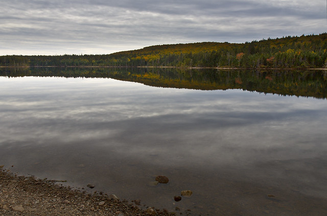Wolfe Lake, Fundy National Park