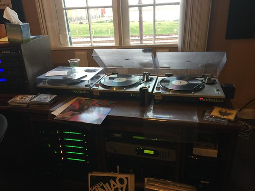 Turntables and vinyl