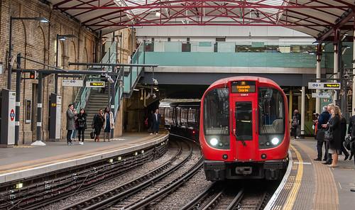 Tube-Station Farringdon