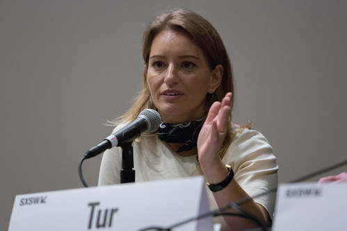 Katy Tur (NBC News) @ SXSW 2017