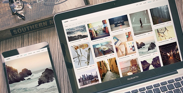 Oyster v3.4 - Creative Photo WordPress Theme