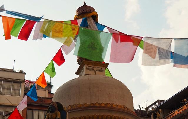 @Kathmandu, Nepal