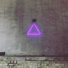 Purple Triangle