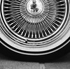 Local classic car show, Grand Prairie, Texas.