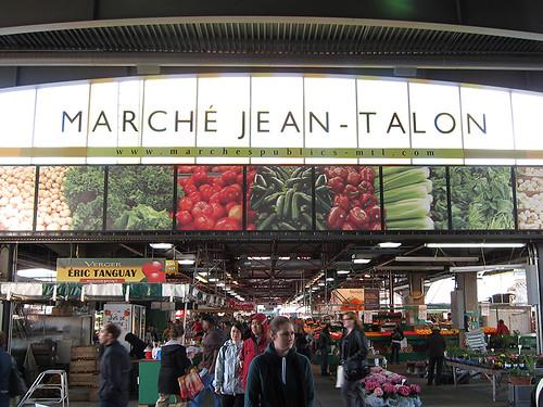 Marche Jean-Talon