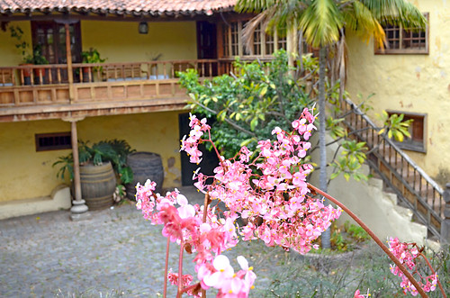 Courtyard, La Cuadra de San Diego, La Matanza
