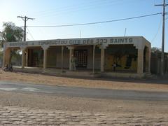 Mali. Tombuctu. Cité des 333 saints