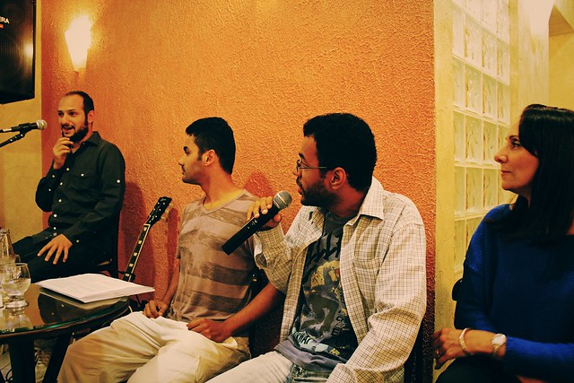 Café Filosófico (Ao Café, Santos) 23/06/2013