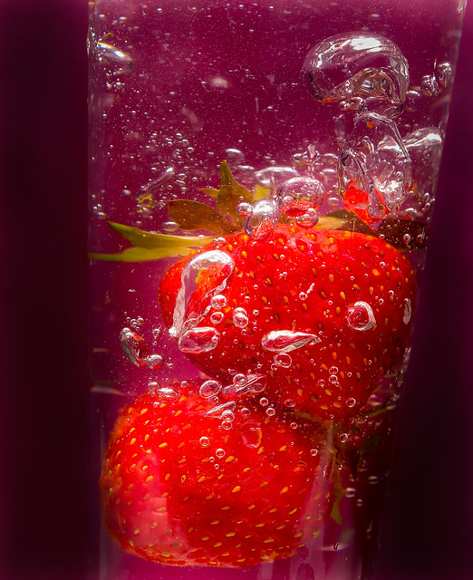 Fun w/ Strawberries 1