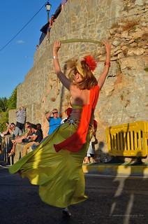 Desfile Moros y cristianos /Mojacar 2013/ Almeria/Es
