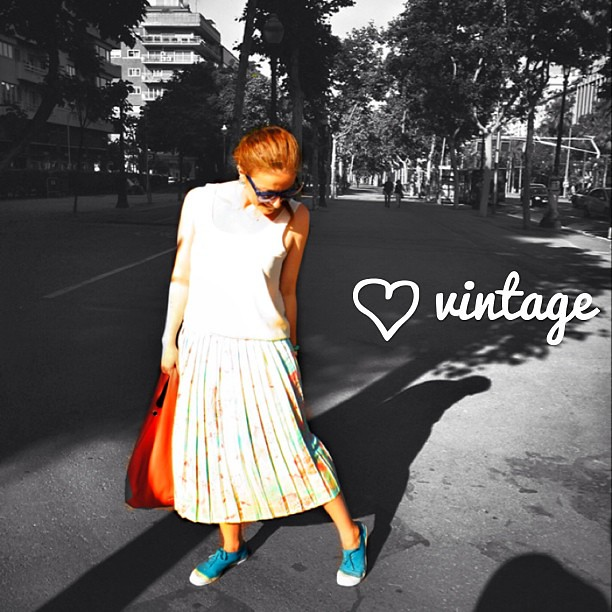 Vintage is my new black