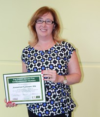 Jennifer Flanary - July 2013 DAISY Award