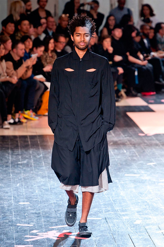 Yohji Yamamoto Spring:Summer 2014 1