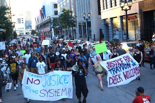 Justice For Trayvon March 1