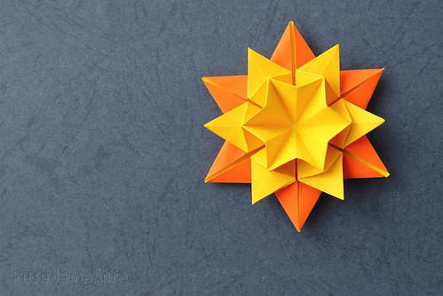 """Origami Sun Схема в """"Polish"""