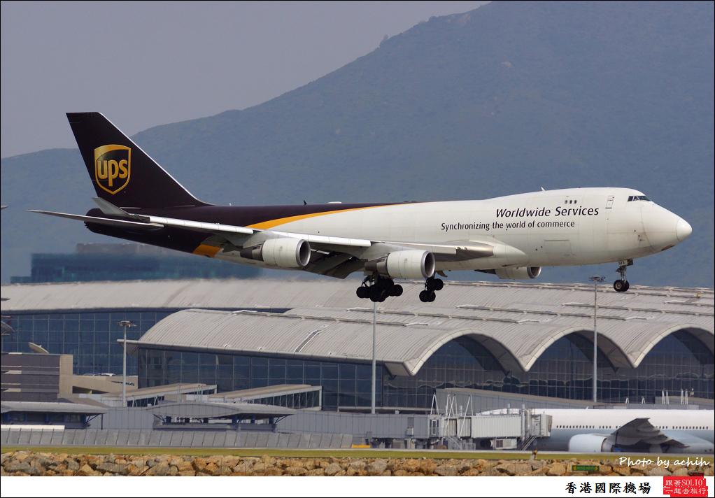 United Parcel Service - UPS N573UP-001