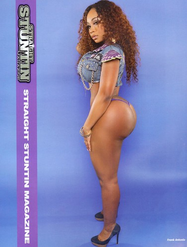 Mia Body Straight Stuntin Magazine issue 26