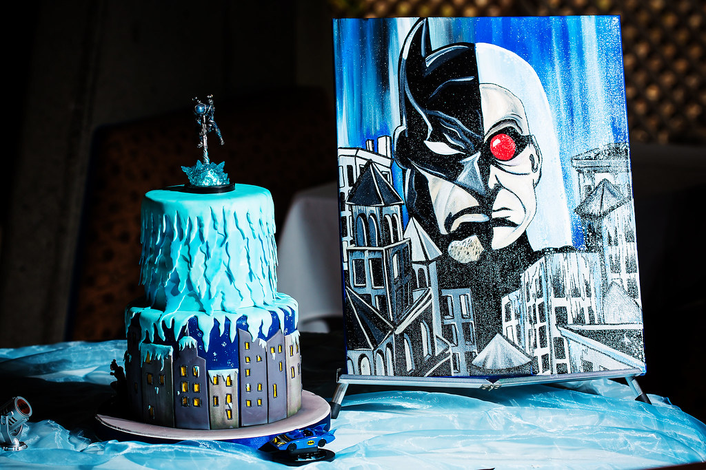 Batman VS. Mr. Freeze LGBT Wedding