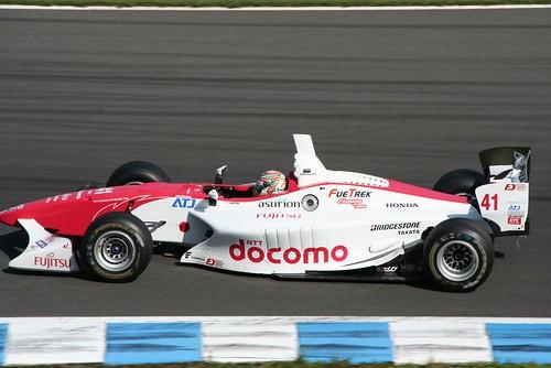 Super Formula SF13