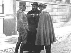 Al fronte durante il primo conflitto mondiale