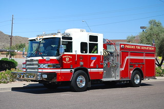 Phoenix Fire Dept. Engine 7