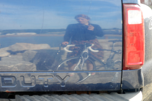 Pickup Truck Reflections