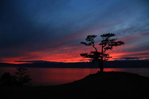风景 自然 旅行 湖 户外 摄影 俄罗斯 背包客 贝加尔湖 西伯利亚