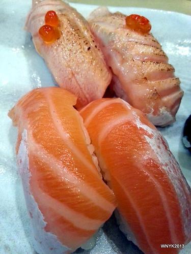 Salmon Zanmai