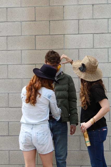 Adidas Neo Anna Roth Milner Danielle Decker fall campaign shoot Los Angeles lisforlois
