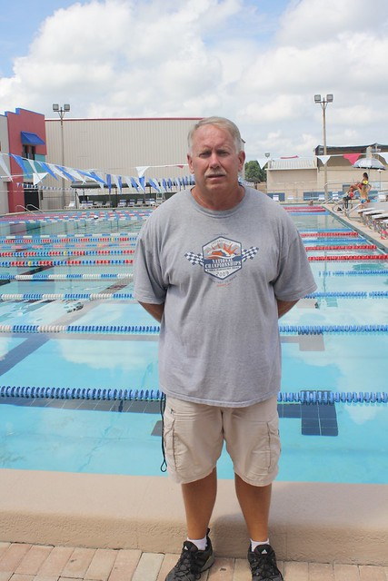 Swim Coach Brings Gold Medals To Ymca Tom Chang