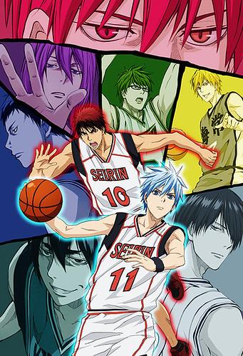 130909(3) - 電視動畫版《影子籃球員 第二期》將在10/5開播、「JUMP FESTA 2013」劇場版預定12/4推出DVD!