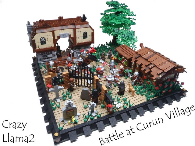 Battle at Curun Village