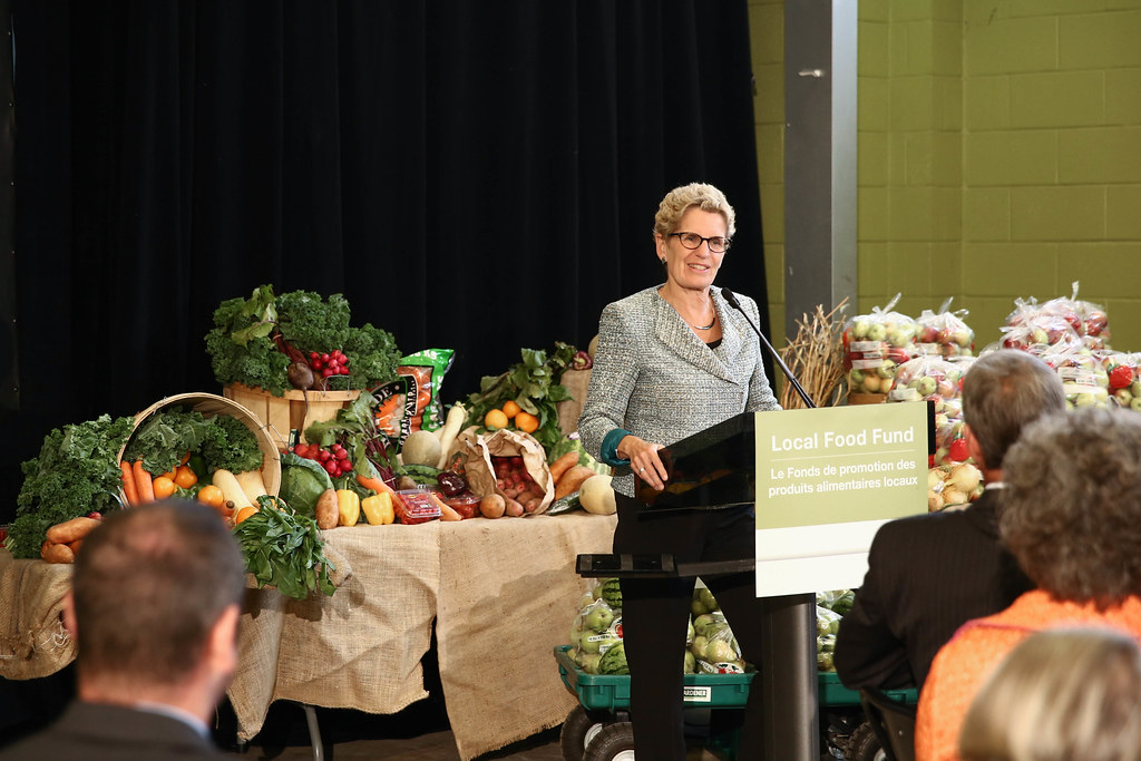 View photos from Growing More Local Food Opportunities on our Flickr feed