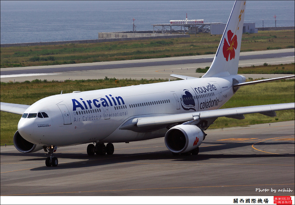 Aircalin - Air Caledonie International F-OJSE-004