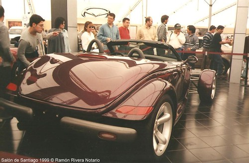 Plymouth Prowler - 1999 Salón del Automóvil de Santiago