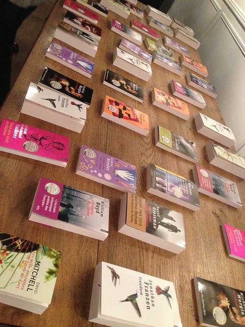 Grand prix 2013 Meilleur roman des lecteurs Points