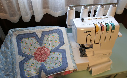 Sewing Room Swap - Received!