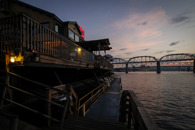 Queen City Discovery The Shuttered Restaurant Flotilla Of