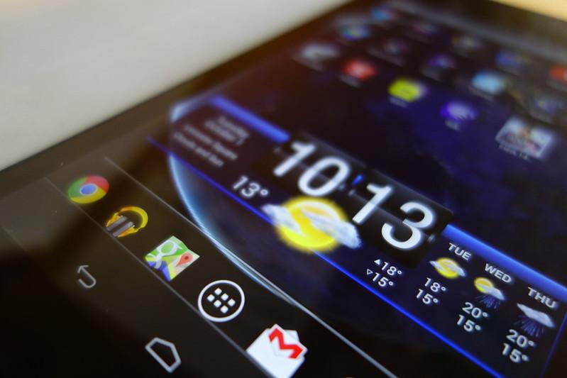 Nexus 7 2013 Model