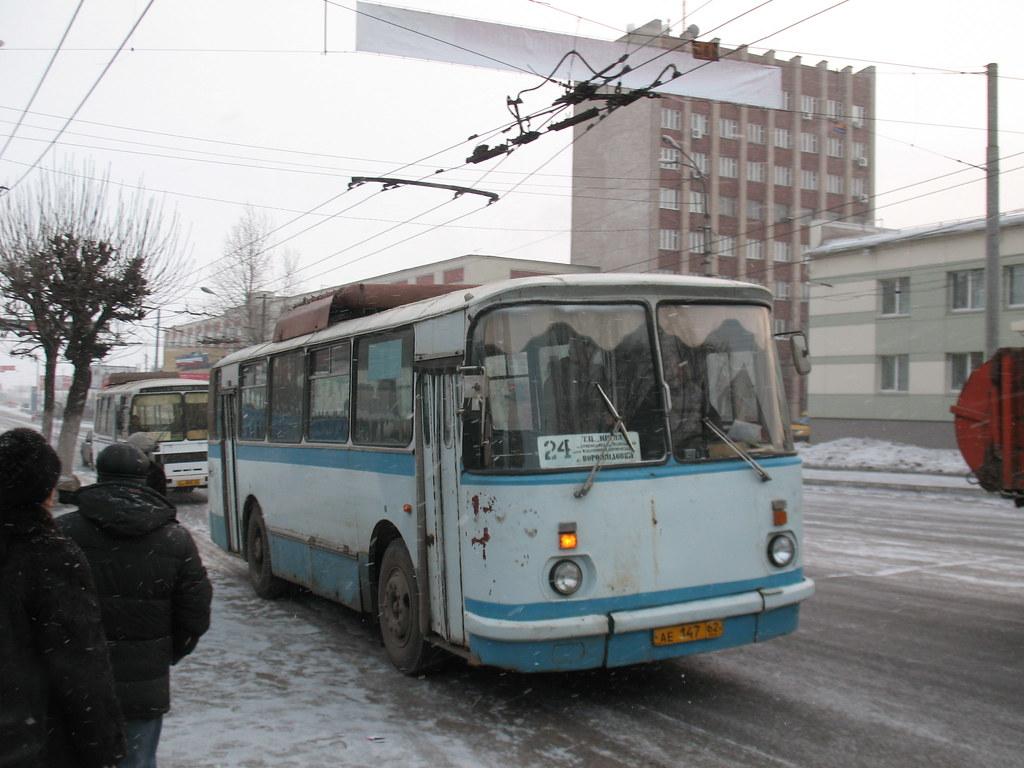 Ryazan bus LAZ  _20071231_107