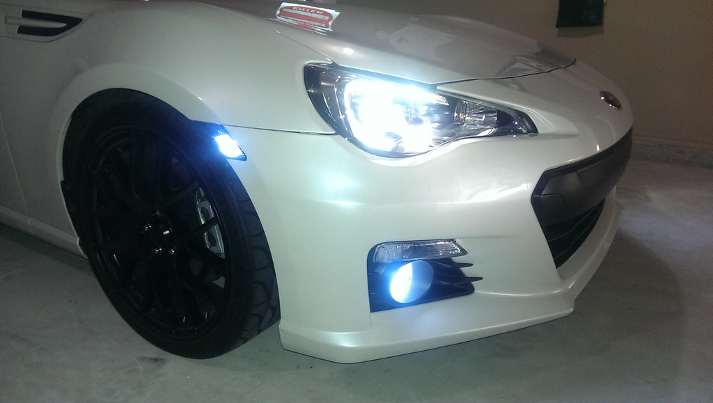 Clear Or Smoked Side Markers Scion Fr S Forum Subaru